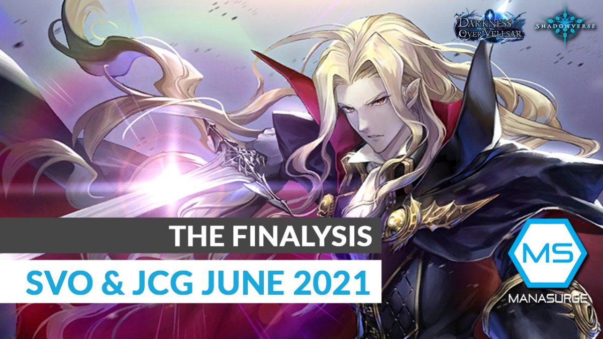 Finalysis Jun 2021